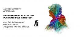 Interpretant els colors plasmats per els artistes