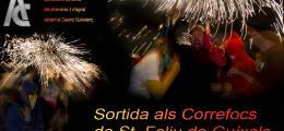CORREFOCS 2012 A ST. FELIU