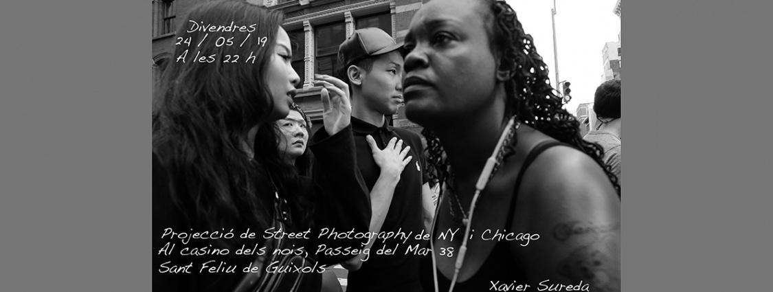 Street Photography de NY i Chicago